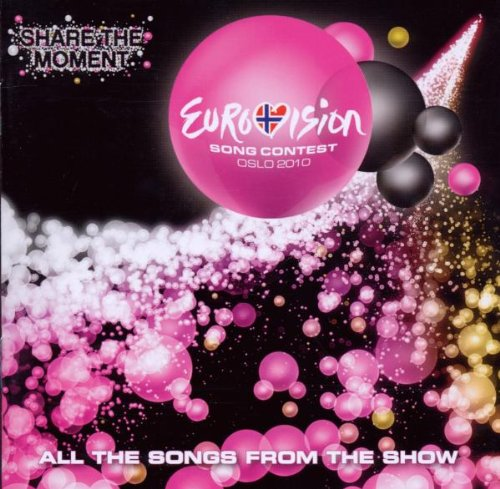 Eurovision Song Contest 2010 Various product image