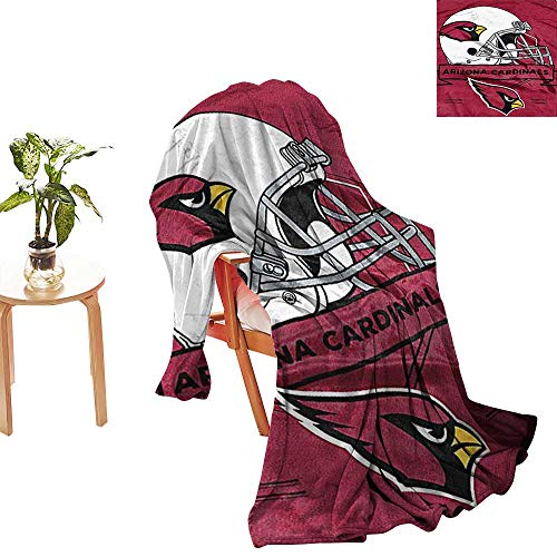 e564fcd21a92 Arizona Cardinals Snuggie Blanket