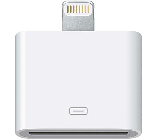 624 opinioni per KGC_DOO Adattatore da Lightning a 30 pin per iPhone 5 e iPad Mini ipod nano 7
