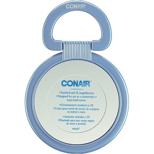 Conair Round Stand Handheld Mirror