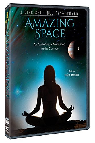 Amazing Space: An Audio/Visual Meditation on the Cosmos (3 Disc Set - Blu-Ray + DVD + CD)