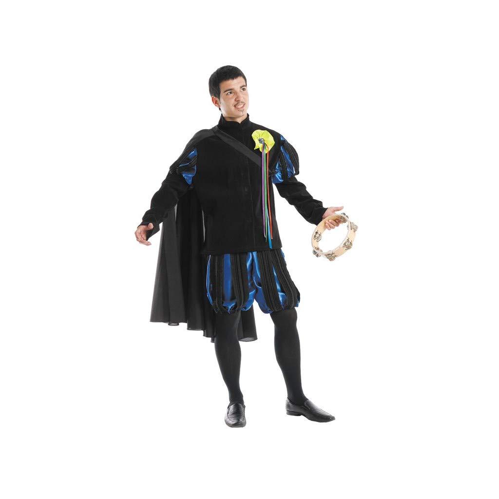 Disfraces FCR - Disfraz de tuno talla 48: Amazon.es: Ropa y ...