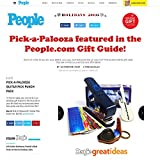 Pick-a-Palooza DIY Guitar Pick Punch with Leather Key Chain Pick Holder, 15 Pick Strips and a Guitar File - Blue/Silver