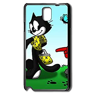Felix Cat Perfect-Fit Case Cover For Samsung Note 3 - Fashion Case