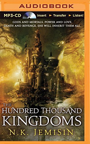 The Hundred Thousand Kingdoms (Inheritance Trilogy) by N. K. Jemisin (2015-08-25)