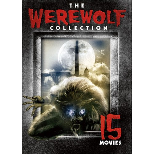 The Werewolf Collection: 15 Movies (DVD)