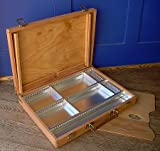 Mabef Beechwood Sketch Box #102- 13 x 17-1/2 x 3-1/4 Inches