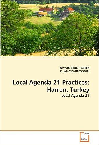 Local Agenda 21 Practices: Harran, Turkey: Local Agenda 21 ...