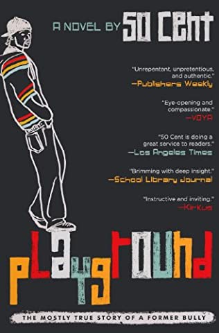 book cover of Playground