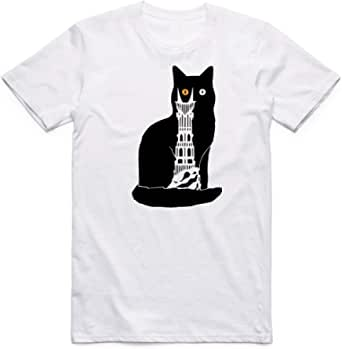 City Cat T-Shirt For Men