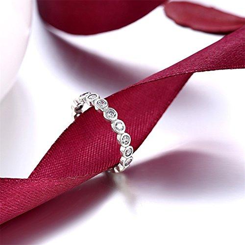 Dudee Ring rose gold engagement ring korean fashion rings