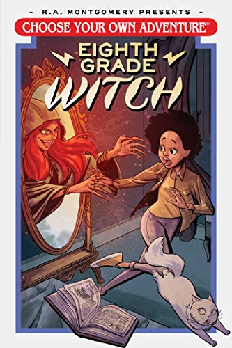 Book Cover: Choose Your Own Adventure Eighth Grade Witch