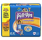 Health & Personal Care : Huggies Pull-Ups Training Pants with Learning Designs, Boys, 4T-5T, 44 Count
