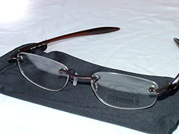 4c35ebcffb Image Unavailable. Image not available for. Color  Oakley Soft Spike  Eyeglasses Rx Frames ...