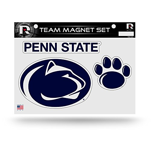Rico Industries NCAA Penn State Nittany Lions Die Cut Team Magnet Set Sheet