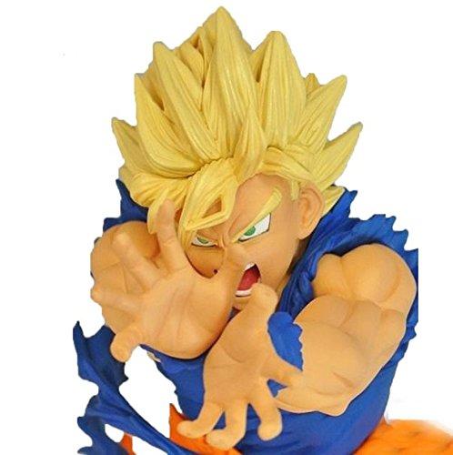 Dragon Ball Z Action Figures Super Saiyan Son Goku Super Saiyan Dragonball Goku Kamehameha Bola De Dragon dragonball z Figures Model Toy About 17CM