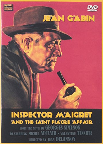 Maigret And The St. Fiacre Affair (Maigret et L'affaire Saint-Fiacre) (Or Valentine Valentines)