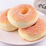 Squishies Best Deals - Jumbo Squishy Bagels Bread, 1 Piece