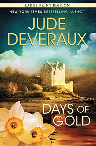 Days of Gold: A Novel (Edilean series Book 2)