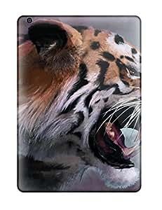 DeFooOV844CrXim Faddish Tiger For Ipad Case Cover For Ipad Air wangjiang maoyi by lolosakes