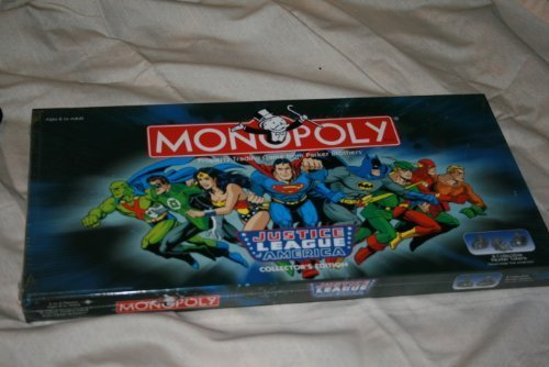 superman monopoly board game - 3