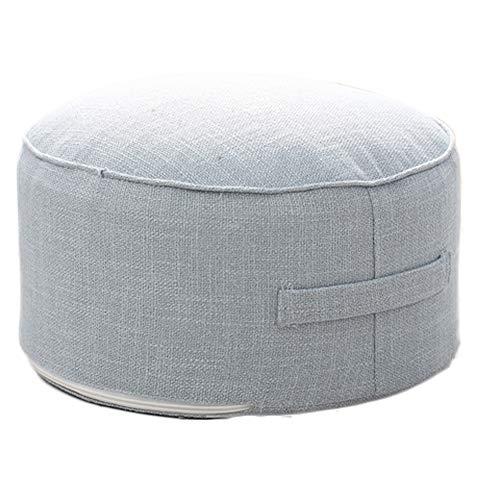 idee-home Round Zafu Meditation Floor Cushion | Floor Pillow Cushions Decorative Floor Pillow for Bed Room, Kids Play Room 16