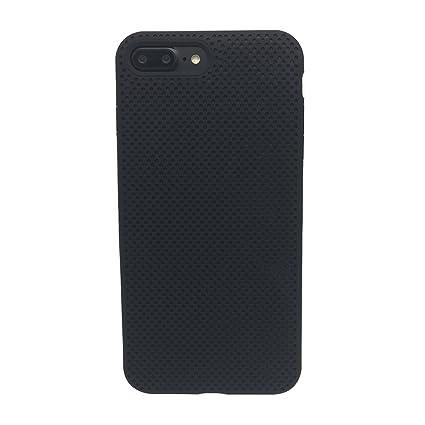 Amazon.com: Funda de silicona líquida para Apple iPhone 7 ...