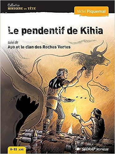 Book Le Pendentif de Kihia - Lot de 15 Romans + 1 Fichier