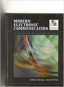 Beasley communication electronic modern pdf