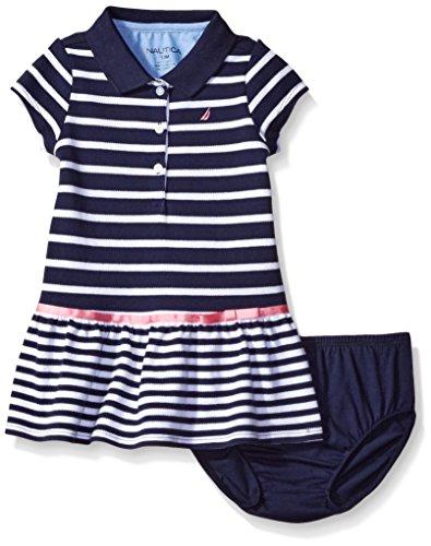 Infant Pique Dress - 1