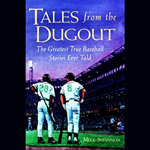 Tales from the Dugout Audiobook