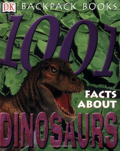 Backpack Books Facts About Dinosaurs