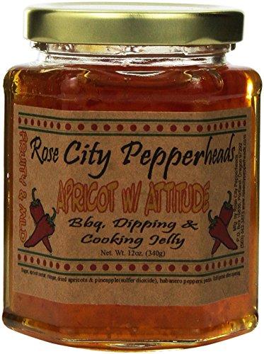 Apricot Pepper Jelly 12oz
