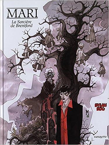 Lire Dylan Dog : La sorcière de Bretford pdf