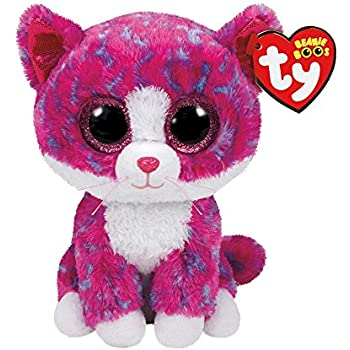 1516819d72f Amazon.com  Ty Beanie Boos Tess - Tiger (Justice Exclusive)  Toys ...