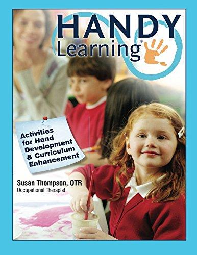 Handy Learning: Activities for Hand Development & Curriculum Enhancement