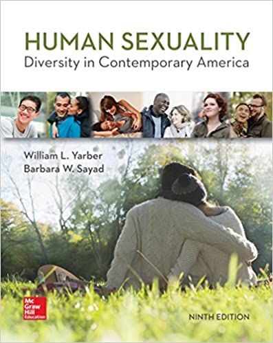 Human Sexuality Diversity In Contemporary America 8th Edition Pdf