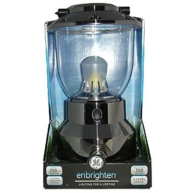 GE Enbrighten 360 Bright White Lantern, 350 Lumens