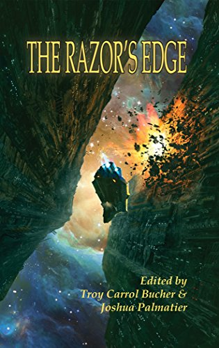 The Razor's Edge by [McGuire, Seanan, Jackson, D.B., Dietz, William C., Brandt, Gerald, Modesitt, L.E., Lee, Sharon, Miller, Steve, Kenyon, Kay, Perry, Steve, Kennedy, Chris]