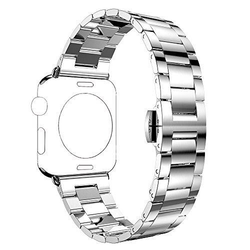 PUGO TOP Stainless Replacement Wristband