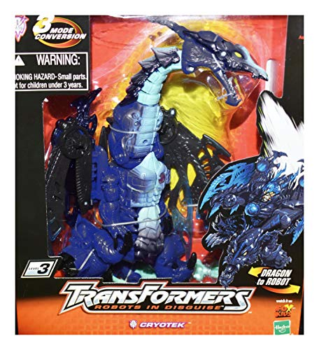 Transformers : Robots in Disguise Cryotek