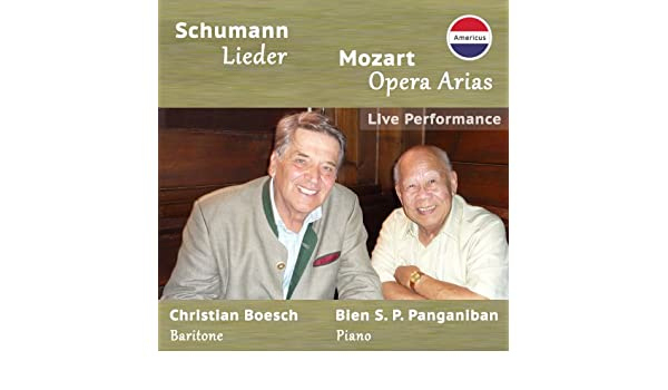 Don Giovanni: Madamina, il catalogo è questo de Christian Boesch ...