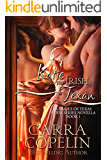 Katie and the Irish Texan.: A Brides of Texas Code Series, Novella, Book 1