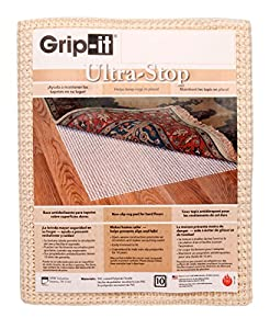 Awesome Grip It Ultra Stop Non Slip Rug Pad For Rugs On Hard Surface Floors, 8 By  10 Feet