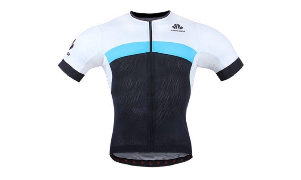 Lance Sobike Herren Rad-Trikots Radsport Bekleidung Radfahren Tragen Kurzarm-Reyne