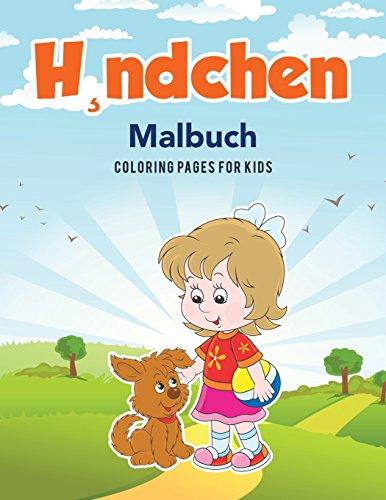 Hndchen Malbuch (German Edition)