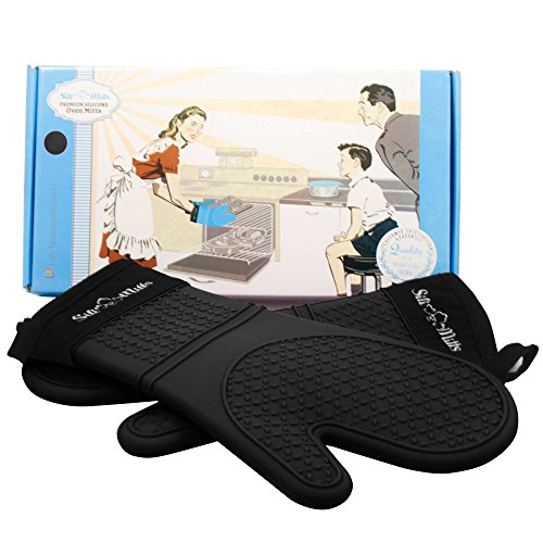 Buy oven gloves with fingers