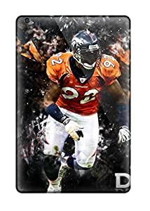 Snap-on Von Miller Case Cover Skin Compatible With Ipad Mini 2