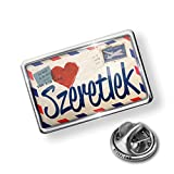 Pin I Love You Hungarian Love Letter fro