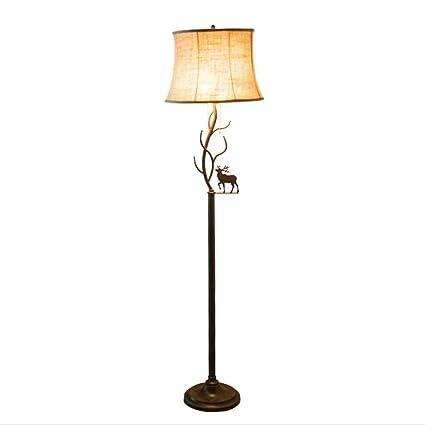 Lámpara de pie de la Sala de Estar de la decoración casera ...